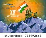 vector illustration of indian...   Shutterstock .eps vector #785492668