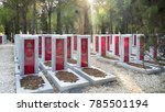canakkale  turkey   august 04 ...   Shutterstock . vector #785501194
