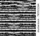 black white grunge pattern.... | Shutterstock . vector #785521264