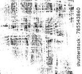 black white grunge pattern....   Shutterstock . vector #785543860