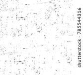 black white grunge pattern.... | Shutterstock . vector #785544316