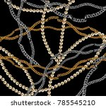 Small photo of pearland golden chain