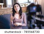 my experience. beautiful nice... | Shutterstock . vector #785568730