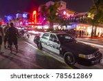 miami  usa   aug 30  2014 ... | Shutterstock . vector #785612869
