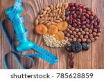 human brain is made of dried... | Shutterstock . vector #785628859