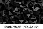 abstract  modern 3d background... | Shutterstock .eps vector #785665654
