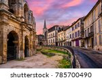 Arles Old Town And Roman...