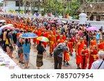luang prabang  lao   april 15 ... | Shutterstock . vector #785707954