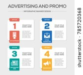 advertising and promo... | Shutterstock .eps vector #785720368