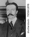 Small photo of Andre Maginot, French Politician advocated a modern fortification on the border with Germany. It was built between 1926 and 1938, and named for him after his death 1932