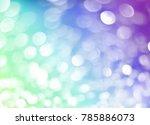 background of bluish pink... | Shutterstock . vector #785886073