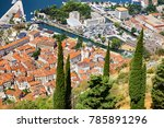 Montenegro The View Over The...