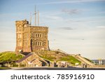 signal hill national historic... | Shutterstock . vector #785916910