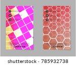 creative business brochure cover | Shutterstock .eps vector #785932738