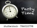 pewter antique alarm clock wth...   Shutterstock . vector #786010798