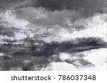 wall painting. handmade....   Shutterstock . vector #786037348