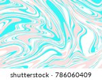 decorative marble texture.... | Shutterstock .eps vector #786060409