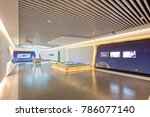 design and decoration of modern ... | Shutterstock . vector #786077140