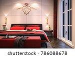 love   modern luxury classic... | Shutterstock . vector #786088678