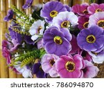 bright and beautiful colors of... | Shutterstock . vector #786094870
