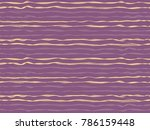delicate curved stripes... | Shutterstock .eps vector #786159448