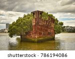 shipwreck  sydney new south... | Shutterstock . vector #786194086