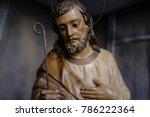 Vintage Saint Joseph Statue