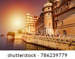 udaipur. rajasthan. india  ... | Shutterstock . vector #786239779
