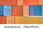 background image container... | Shutterstock . vector #786249163