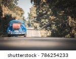nongkhai thailand   jan  2 2018 ...   Shutterstock . vector #786254233