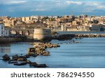 the city of syracuse  siracusa  ... | Shutterstock . vector #786294550