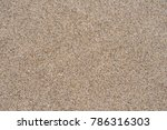 yellow sand texture | Shutterstock . vector #786316303