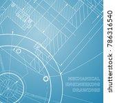 backgrounds of engineering... | Shutterstock .eps vector #786316540