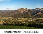inspiring mountains landscape...   Shutterstock . vector #786318133