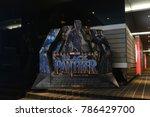 bangkok  thailand   january 4 ... | Shutterstock . vector #786429700