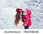 fashion family concept  ... | Shutterstock . vector #786458608