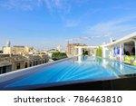 tel aviv  israel   2017...   Shutterstock . vector #786463810