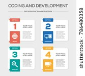 coding and development... | Shutterstock .eps vector #786480358