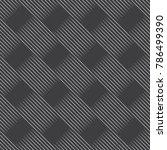 vector seamless pattern.... | Shutterstock .eps vector #786499390