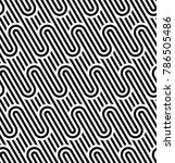 vector seamless texture. modern ... | Shutterstock .eps vector #786505486