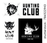 logotype  emblem  sign  symbol  ... | Shutterstock .eps vector #786522943