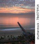 san clemente pier | Shutterstock . vector #786575914