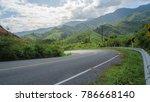 trek in thailand  | Shutterstock . vector #786668140