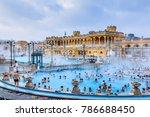 Budapest  Hungary.  January 01...