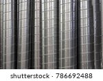 Steel Or Metal Round Pipes As...