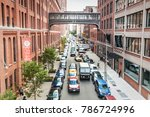 new york  usa   september 30 ... | Shutterstock . vector #786724996
