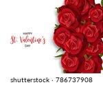 Love Flower Bouquet Valentines...