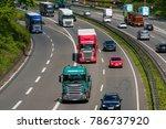 dusseldorf  germany   april 25  ... | Shutterstock . vector #786737920