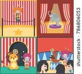 Circus Illustration Vector