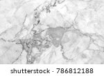 abstract white marble texture... | Shutterstock . vector #786812188